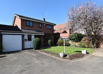 Thumbnail 4 bed detached house for sale in Broadheath Close, Droitwich