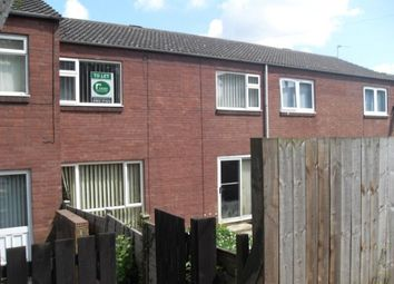 Thumbnail 3 bed terraced house to rent in Hareside Walk, Newburn, Newcastle Upon Tyne