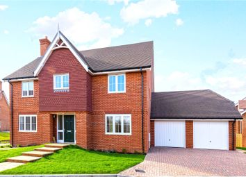 Thumbnail 5 bed detached house for sale in Water Meadow Place, Shackleford Road, Elstead, Surrey