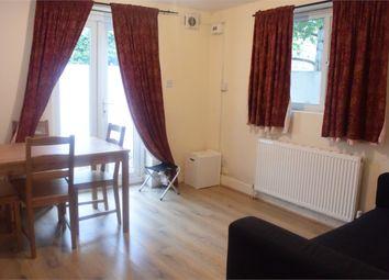 Thumbnail 2 bed flat to rent in Landor Road, London
