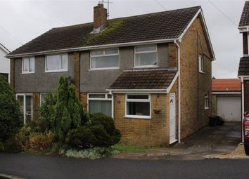 Thumbnail 3 bed semi-detached house for sale in Curry Close, Dunvant, Swansea