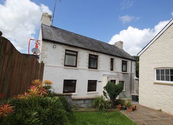 Thumbnail 2 bed detached house for sale in New Inn, Pencader, Carmarthenshire