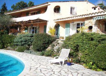 Thumbnail 3 bed property for sale in St Cezaire Sur Siagne, Provence-Alpes-Cote D'azur, 06530, France