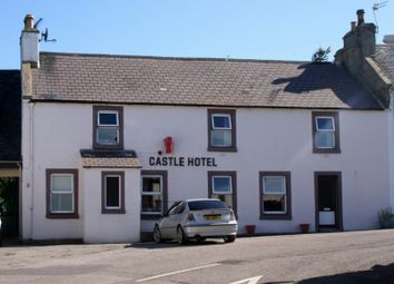 Thumbnail Hotel/guest house for sale in The Castle Hotel, Portmahomack, Ross-Shire