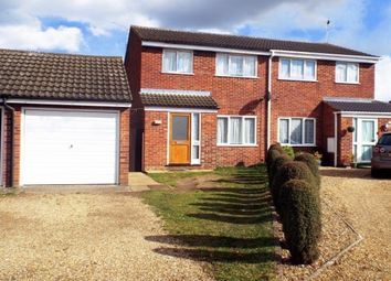 Thumbnail 3 bedroom detached house to rent in Magnolia Close, Bury St. Edmunds