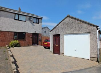 Thumbnail 3 bed semi-detached house for sale in Cooil View, Douglas, Isle Of Man