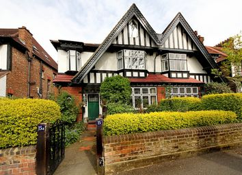 Thumbnail 2 bed flat for sale in Hart Grove, London