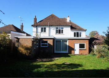 Thumbnail 5 bed detached house for sale in Woodland Way, Penenden Heath, Maidstone