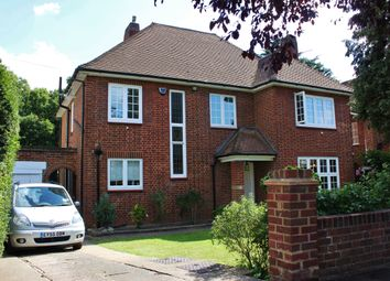 Thumbnail 3 bed detached house for sale in Woodland Way, Woodford Green