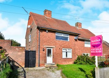 Thumbnail 2 bed semi-detached house for sale in Seymour Road, Eastwood, Nottingham