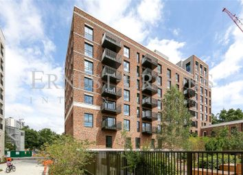 Thumbnail 2 bed flat for sale in Cedarwood Mansions, The Timberyard, Deptford