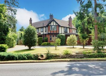 Thumbnail 4 bed detached house for sale in The Ridgeway, Cuffley, Potters Bar