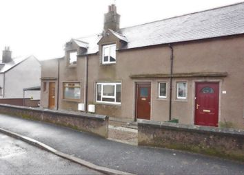 Thumbnail 2 bedroom terraced house to rent in Knockie Road, Turriff