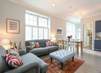 Thumbnail 2 bed flat for sale in Larkhall Lane, London