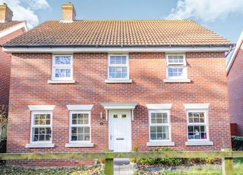 Thumbnail 4 bed detached house for sale in Russet Drive, Red Lodge, Bury St. Edmunds