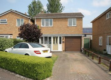 Thumbnail 4 bed detached house for sale in Charlbury Close, Kidlington