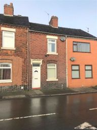 Thumbnail 2 bedroom terraced house for sale in Ruxley Road, Bucknall, Stoke - On - Trent, Staffordshire