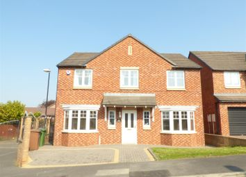 Thumbnail 4 bed detached house to rent in Lingfield, Houghton Le Spring