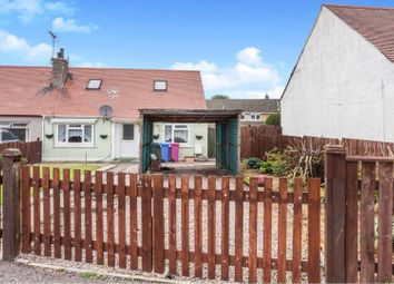 Thumbnail 2 bed semi-detached bungalow for sale in Robertson Road, Elgin