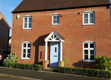Thumbnail 3 bed detached house to rent in Ribston Close, Banbury