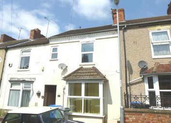 Thumbnail 3 bedroom terraced house to rent in Buccleuch Street, Kettering