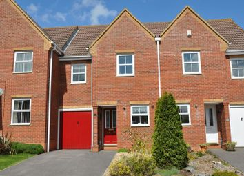 Thumbnail 3 bed terraced house to rent in Jutland Crescent, Andover