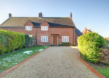 Thumbnail 4 bed semi-detached house for sale in Icknield Close, Kingston Blount, Chinnor