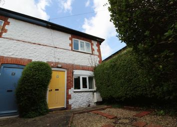 Thumbnail 2 bed cottage to rent in High Street, Dinton, Aylesbury