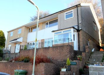 Thumbnail 3 bed semi-detached house for sale in Abbey Close, Taffs Well, Cardiff