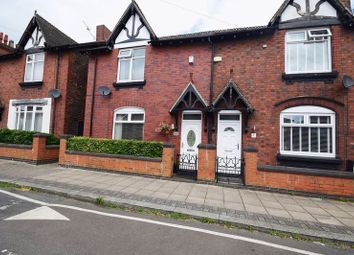 Thumbnail 2 bed terraced house for sale in Seymour Street, Hanley, Stoke-On-Trent