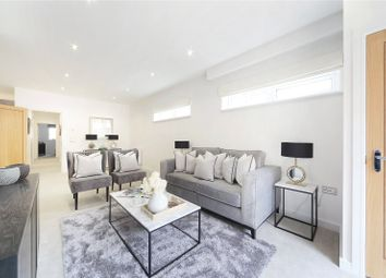 Thumbnail 2 bed flat for sale in Cleary Court, Vicarage Crescent, London