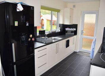 Thumbnail 3 bedroom semi-detached house to rent in Rushcombe Way, Corfe Mullen, Wimborne
