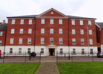 Thumbnail 2 bed flat to rent in Eaton House, Deykin Road, Lichfield
