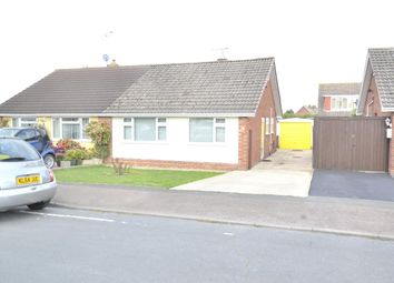 Thumbnail 2 bed semi-detached bungalow for sale in Harewood Close, Tuffley, Gloucester