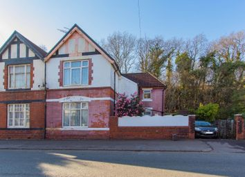 Thumbnail 3 bed semi-detached house for sale in Fidlas Road, Llanishen, Cardiff