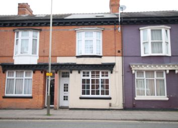 Thumbnail 4 bed terraced house for sale in Beckingham Road, Evington, Leicester