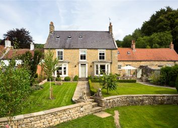 Thumbnail 6 bed detached house for sale in Wass, York, North Yorkshire