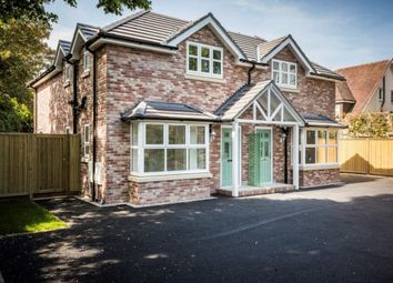 Thumbnail 3 bed semi-detached house for sale in Glenair Avenue, Parkstone, Poole
