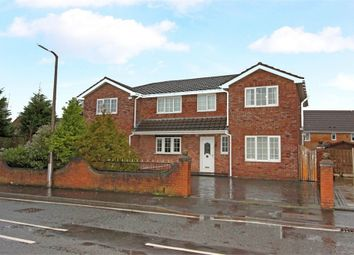Thumbnail 5 bed detached house for sale in Nutgrove Hall Drive, St Helens, Merseyside