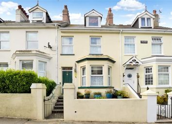Thumbnail 3 bed terraced house for sale in Castor Road, Brixham, Devon