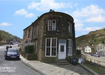 Thumbnail 4 bed semi-detached house for sale in Knowlwood Road, Todmorden, West Yorkshire