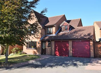 Thumbnail 5 bed detached house for sale in Kestrel Road, Oakham