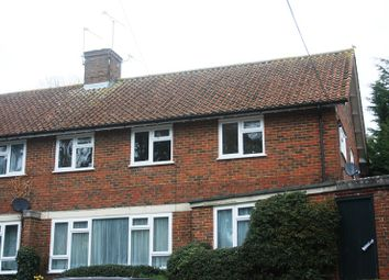 Thumbnail 2 bed flat to rent in Stockbridge Road, Sutton Scotney, Winchester