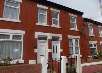 Thumbnail 2 bed terraced house to rent in Cunliffe Road, Blackpool