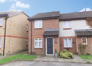Thumbnail 3 bed end terrace house for sale in Lowdell Close, Yiewsley