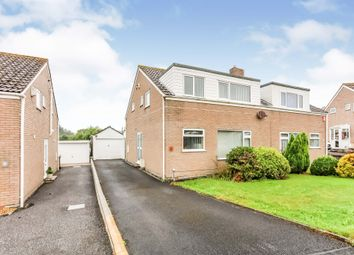 Thumbnail Semi-detached house for sale in Broadlands Close, Plympton, Plymouth