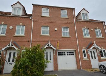Thumbnail 4 bed town house for sale in Springfield Mews, Lofthouse, Wakefield