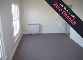 Thumbnail 1 bedroom flat to rent in West Street, Wisbech, Cambs