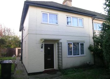 Thumbnail 2 bed shared accommodation to rent in Almond Close, Englefield Green, Surrey