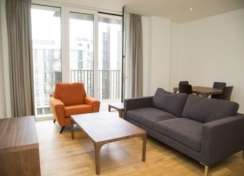 Thumbnail 1 bed flat to rent in 11 Logan Close, London